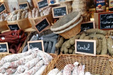 Culinair Auvergne-Rhône-Alpes met typische streekproducten