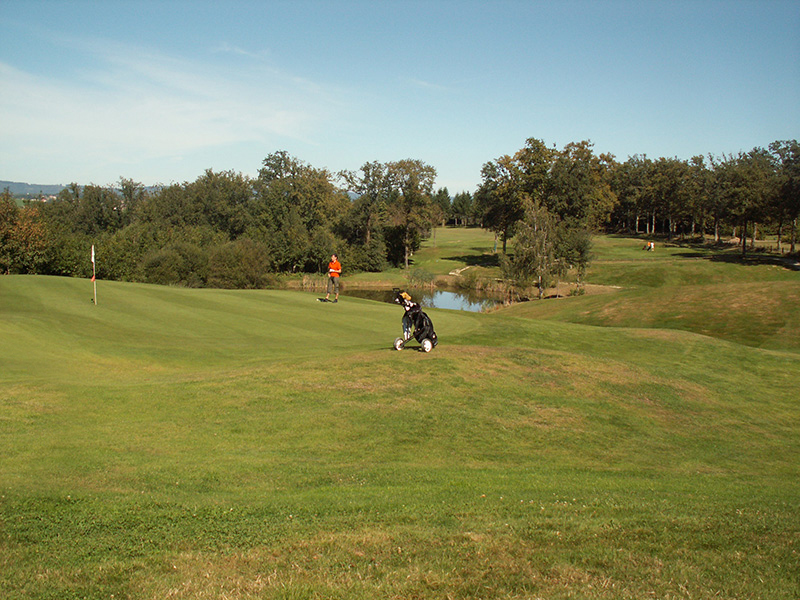 Golf in de Puy-de-Dôme