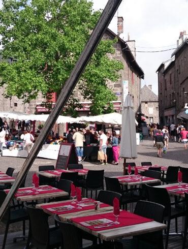 Restaurants in de Puy-de-Dôme