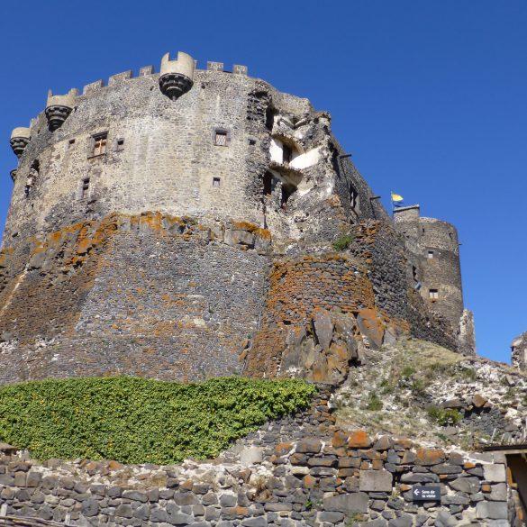 Kasteel, Château de Murol