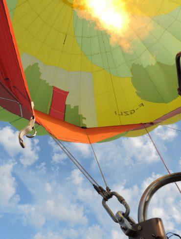 Luchtsport in de Puy-de-Dôme