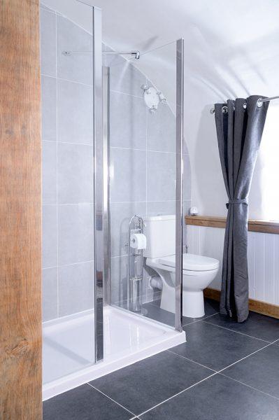 Vakantiehuis Murol badkamer inloopdouche