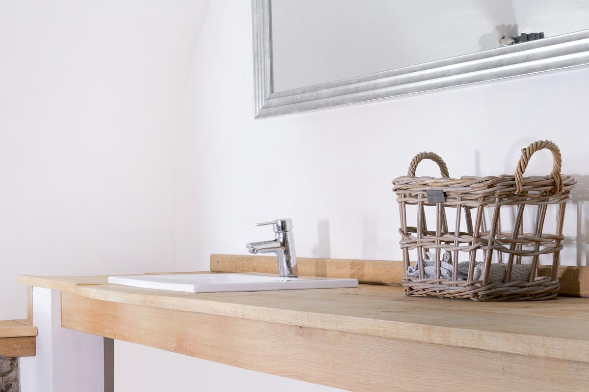 Grote badkamer met ruime inloopdouche